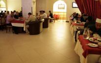الرائد يقيم مأدبة إفطار للسفراء وعدد من الشخصيات في العاصمة كييف