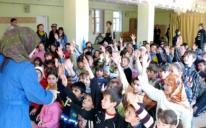 «Альраид» раздает более 8 тонн помощи 800 сиротам