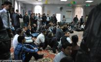 GAZETA.UA: Muslims distributed to the Poor Seven Rams in Vinnitsa