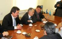 Джемилев встретился с главой ВАОО «Альраид»