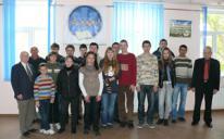 Прошел первый этап молодежного шахматного турнира в Крыму
