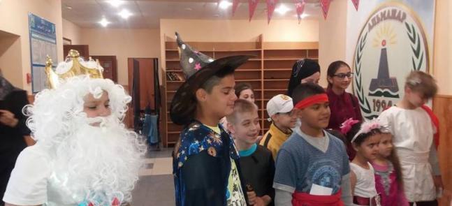 «Йо-хо-хо, и бутылка сока!» — пиратская вечеринка для юных мусульман в Харькове