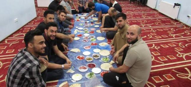 Рамадан у сумському ІКЦ: добрий приклад — заразливий!