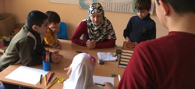 Зимний лагерь для детей и подростков в львовском ИКЦ успешно завершился