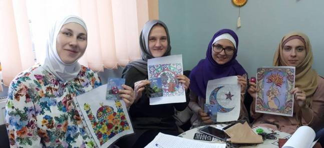 «Календарь Рамадана» сумских мусульманок