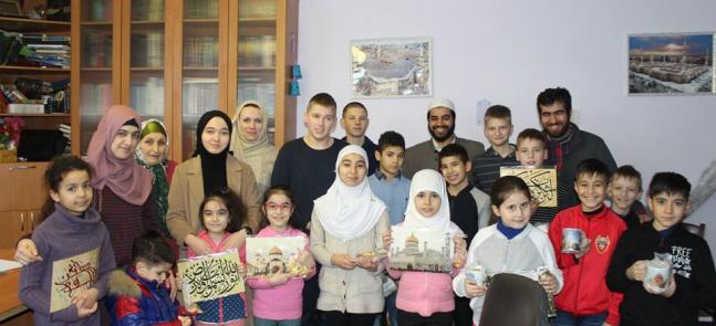 ІКЦ Запоріжжя: дитячий конкурс напередодні дня відчинених дверей