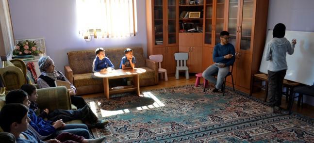 Дитячий табір в ІКЦ Запоріжжя: експеримент удався