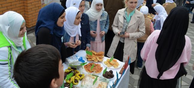 К Рамадану готовы: гимназисты «Нашего будущего» уже собрали средства на садаку