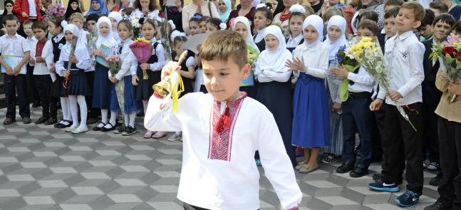 Уже второй «Последний звонок» отзвенел в гимназии «Наше Будущее»