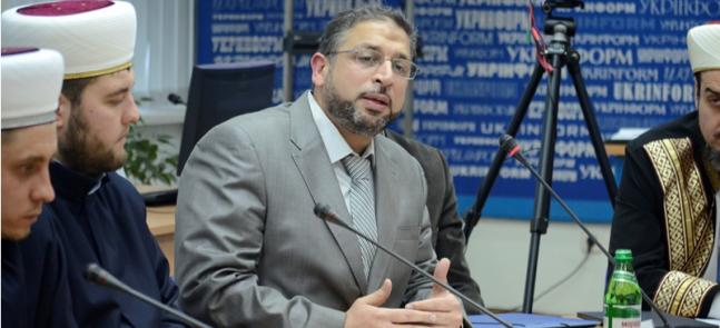 """The Charter of Muslims of Ukraine"" sets an example for the followers of other religions"