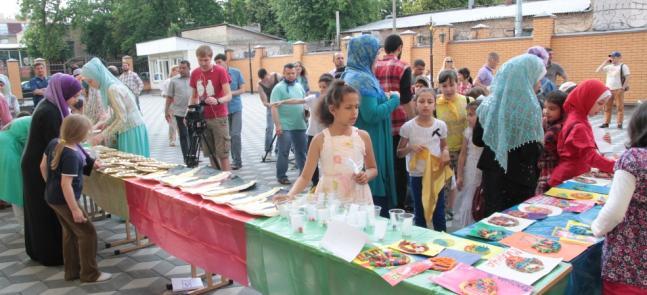 Участники детского летнего лагеря собрали около 3000 грн для сирот