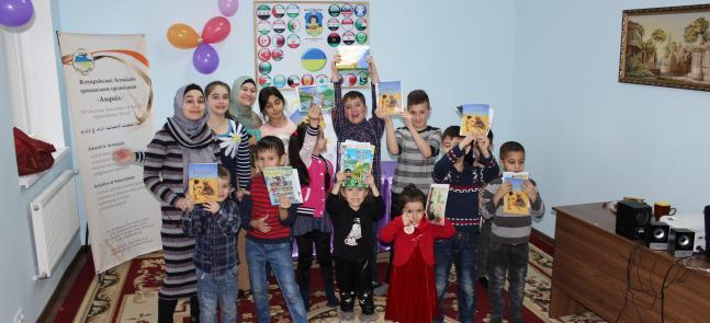 Сира для детей: тематическое мероприятие в Сумах