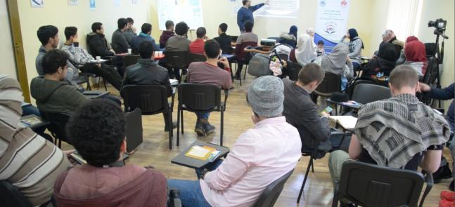 Поставити мету та рухатися до неї — семінар для волонтерів Дніпра, Запоріжжя та Кам'янського
