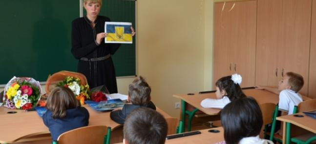 """برعاية """"الرائد"""".. مدرسة """"مستقبلنا"""" تفتح أبوابها لمسلمي كييف"""