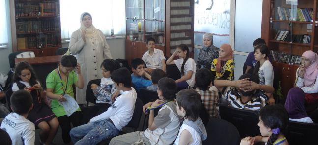 All-round development of youth & children