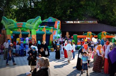 Программа Ид аль-Фитр-2017 в исламских культурных центрах Ассоциации «Альраид»