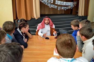 «Прочти меня»: мусульмане Харькова в «Живой Библиотеке»