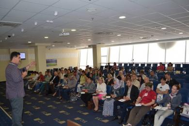 Харьковские мусульмане учатся быть миротворцами