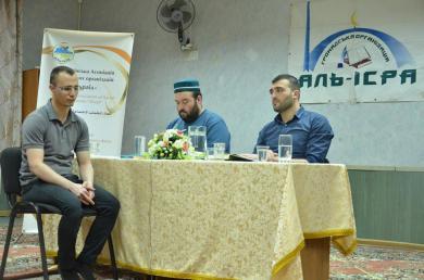 Кращі читці Корану серед чоловіків Вінниці