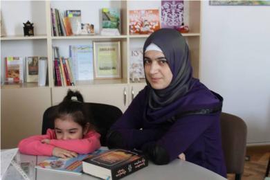 Тоска по Крыму на Дне родного языка в Запорожье
