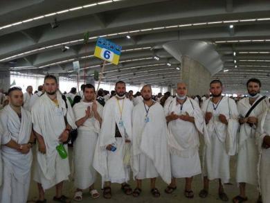 """اتحاد """"الرائد"""" يساهم باستعداد حجاج أوكرانيا إلى """"رحلة العمر"""""""