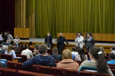 Арабские студенты хотят получать высшее образование на украинском языке
