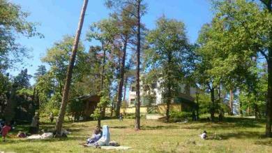 Новый формат женского пикника для киевских мусульманок