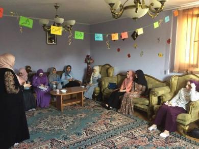 Вместе — сила: семинар по командной работе для мусульманок Запорожья