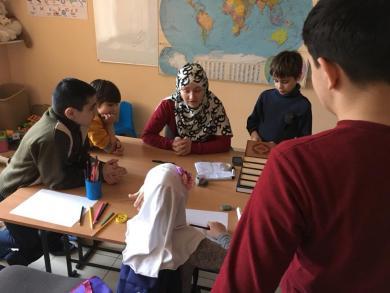 Зимовий табір для дітей та підлітків у львівському ІКЦ успішно закінчився