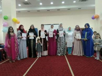 Традиции и современность: День хиджаба в Исламском культурном центре Киева