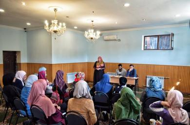 Новый учебный сезон в ИКЦ «Вера» открыт