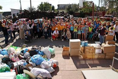Волонтеры из Движения «Марьям» съездив в Коростышевский интернат, уже готовятся к поездке в Новоград-Волынский приют
