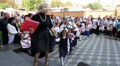 Гимназия «Наше Будущее»: во второй учебный год количество детей утроилось