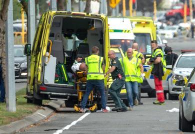 Терроризм — разрушительная идеология, независимо от происхождения преступников: наши сердца с Новой Зеландией