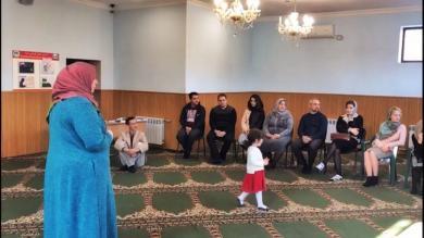 Студенти Біблійного коледжу в гостях в ісламському центрі