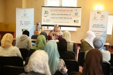 Летний семинар для новых мусульманок заинтересовал даже немусульманок