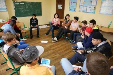Всеукраинский подростковый лагерь для юных мусульман