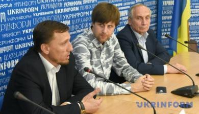 Закрытие мечети в Донецке: пресс-конференции в Укринформе