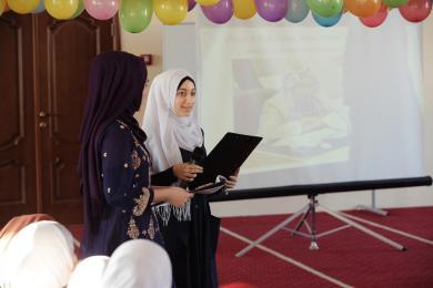 День хиджаба в гимназии «Наше будущее»