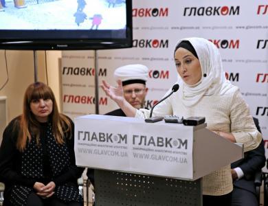 Ольга Башей: «Хотя бы не положили лицом вниз ни нас, ни детей — за это мы СБУ благодарны»