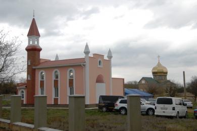 """للمرة الثانية خلال شهر.. """"الرائد"""" يفتتح مسجدا جديدا في إقليم القرم جنوب أوكرانيا"""