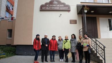 ИКЦ Львова посетили гости с Волыни