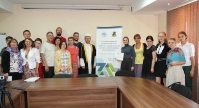 """اتحاد """"الرائد"""" في أوكرانيا يختتم فعاليات المخيم الصيفي الدولي الخامس للمتشرقين"""