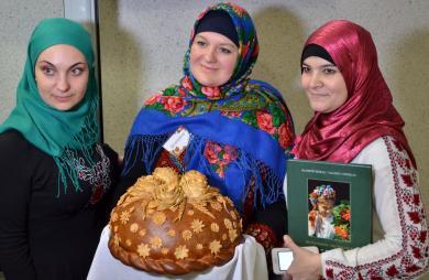 «Все будет Украина»: день украинской культуры в киевском исламском центре