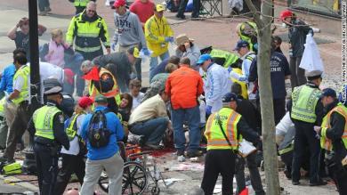 Звернення щодо терористичного акту в Бостоні