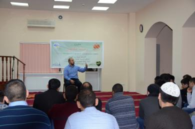 «Не ховатися в коробці»: лекції про життя Мухаммада в Запоріжжі та Дніпрі