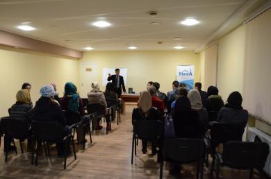 «Сами узнали, собрались, договорились о визите — и пришли»: студенты-историки в Днепровском ИКЦ