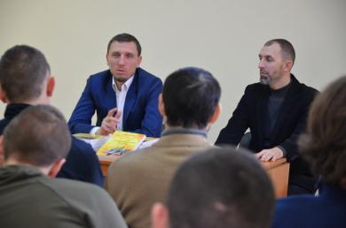 «Послання про єдність мусульман» — презентація в Дніпрі