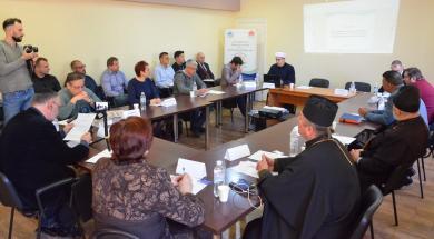 Ісламофобія та ксенофобія в Україні: кому вигідно, і як зарадити? — круглий стіл у Дніпрі