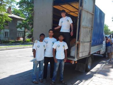 Нужны волонтеры для благого дела? Мусульмане помогут!